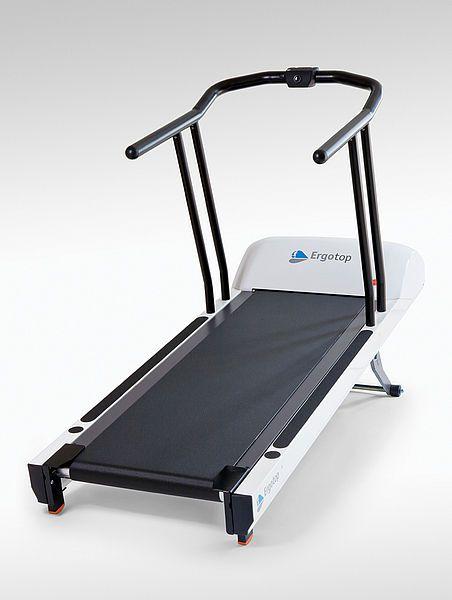 Treadmill ergometer Ergotop Medset Medizintechnik