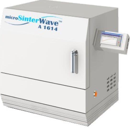 Sintering furnace / dental laboratory / zirconia / microwave MICROSINTERWAVE A1614 Micro Sintering Solutions