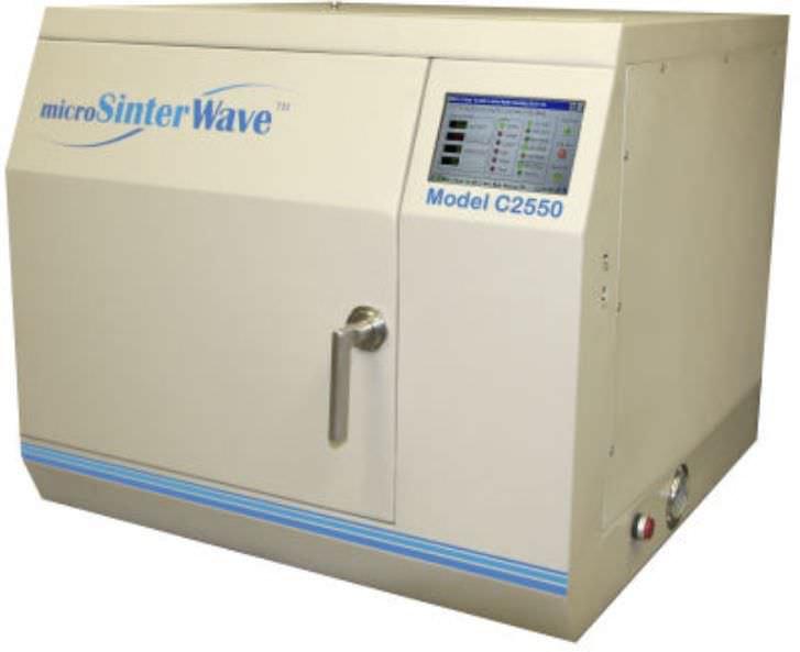 Sintering furnace / dental laboratory / zirconia / microwave MICROSINTERWAVE C2550 Micro Sintering Solutions
