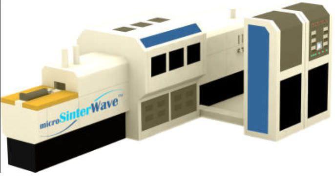 Sintering furnace / dental laboratory / zirconia / microwave MICROSINTERWAVE P7515 Micro Sintering Solutions