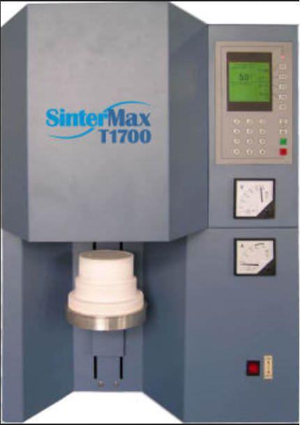Sintering furnace / dental laboratory / zirconia SINTERMAX T1700 Micro Sintering Solutions