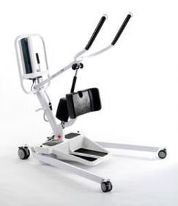 Mobile patient lift / electrical Standaid 140 Joerns Healthcare