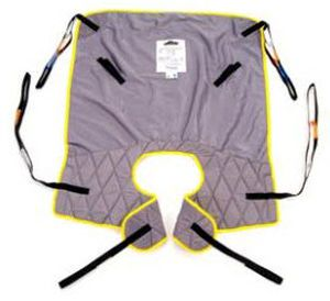 Patient lift sling Quickfit Deluxe Joerns Healthcare
