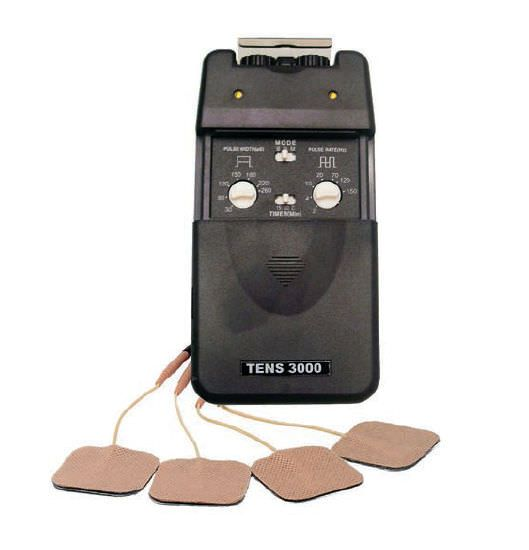 Electro-stimulator (physiotherapy) / hand-held / TENS / 2-channel TN3000 Medquip