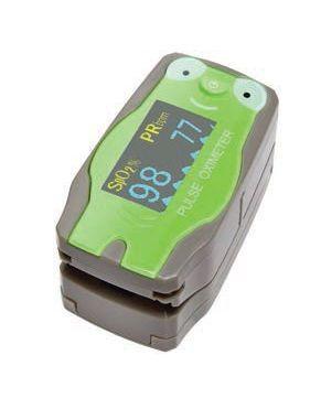 Fingertip pulse oximeter / compact / pediatric MQ3500 Medquip