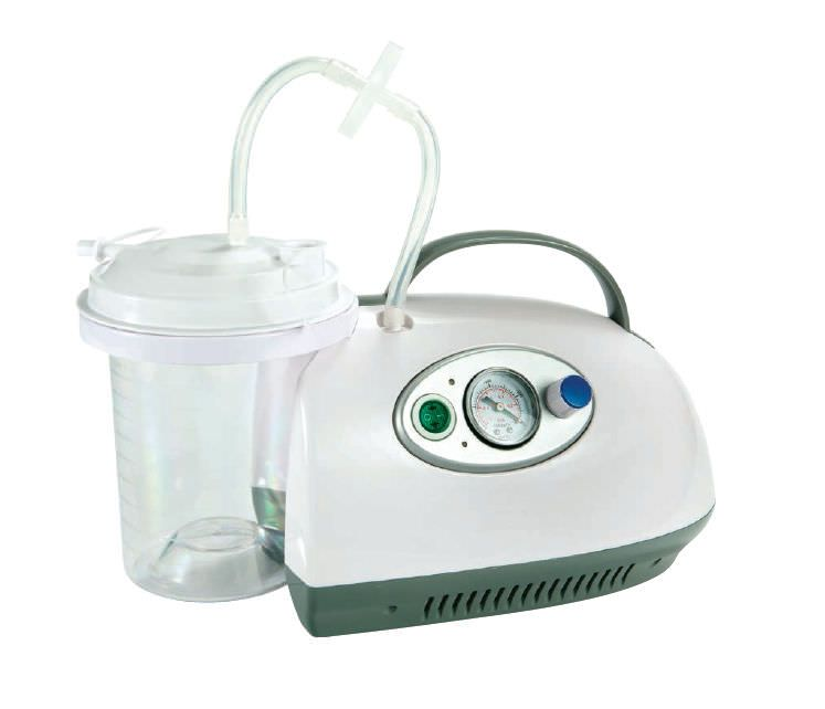 Electric surgical suction pump / handheld MQ1100 Medquip