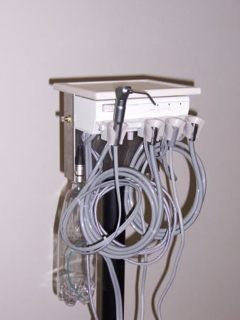 Mobile dental delivery system / veterinary Lyppard McDonald Veterinary Equipment
