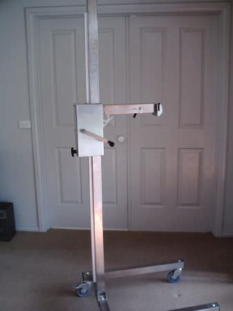 Camera support arm McDonald Veterinary Equipment