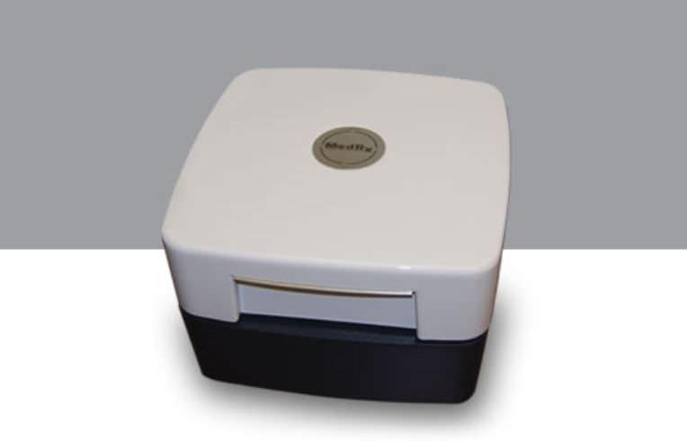 Test chamber (hearing aid setting) / hearing aid AVANT HIT+ MedRx