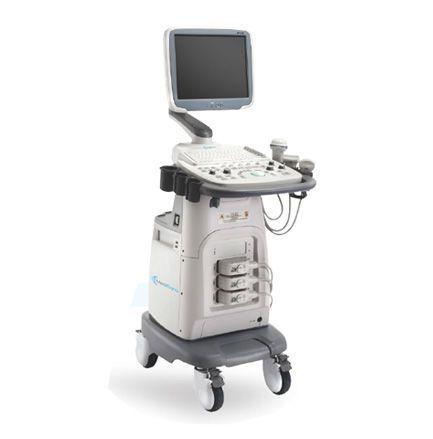 Ultrasound system / on platform / for multipurpose ultrasound imaging P12 MediSono