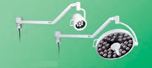 LED examination lamp / wall-mounted MI-500 Medical Illumination International