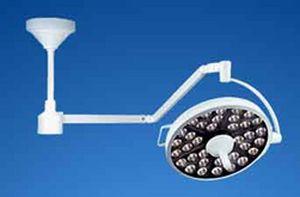 LED surgical light / ceiling-mounted / 1-arm MI-1000 Medical Illumination International