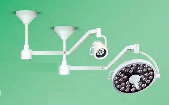 LED examination lamp / ceiling-mounted MI-500 LED Medical Illumination International