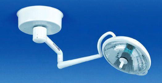 Halogen surgical light / 1-arm S1 Solo Medical Illumination International