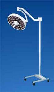 LED surgical light / mobile / 1-arm MI-1000 Medical Illumination International