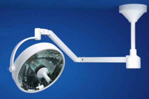 Halogen surgical light / ceiling-mounted / 1-arm Centurion Excel Medical Illumination International