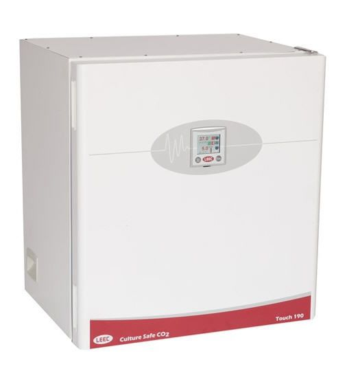 CO2 laboratory incubator TOUCH T190, T190S LEEC