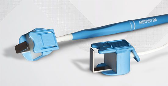 Autoclavable probe for transit-time intraoperative blood flow meter TTFM Medistim
