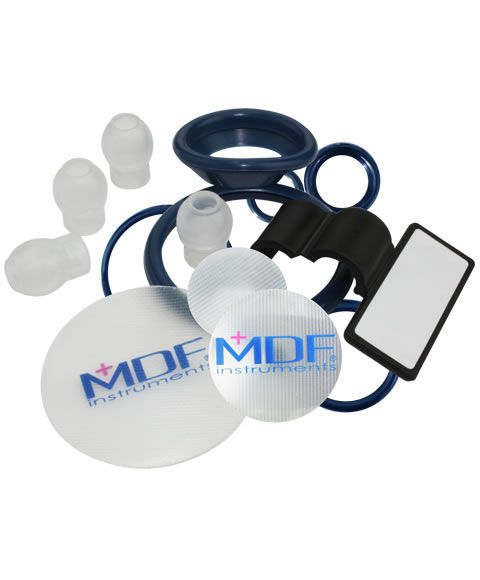 Dual-head stethoscope / pediatric / cardiology / stainless steel MDF® 797CC MDF Instruments