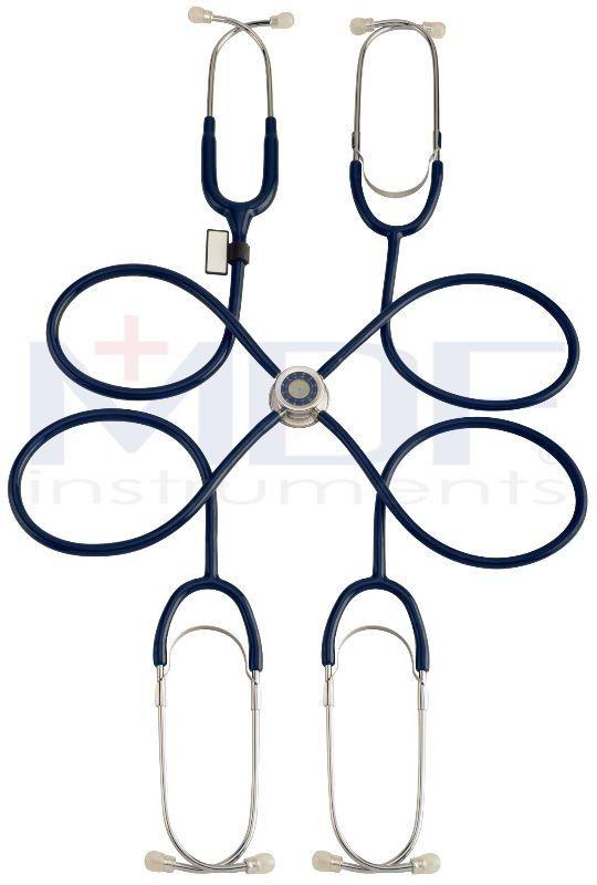 Dual-head stethoscope / teaching / aluminium MDF® 757PT MDF Instruments