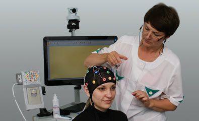EEG electrode Encephalan-ES Medicom MTD