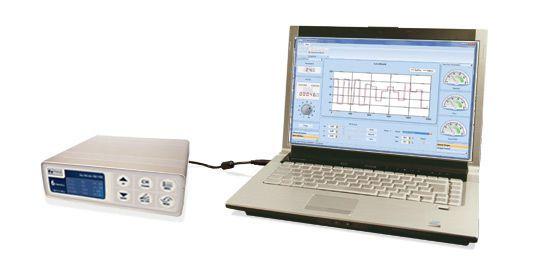 Laboratory gas blender 106 series MCQ Instruments