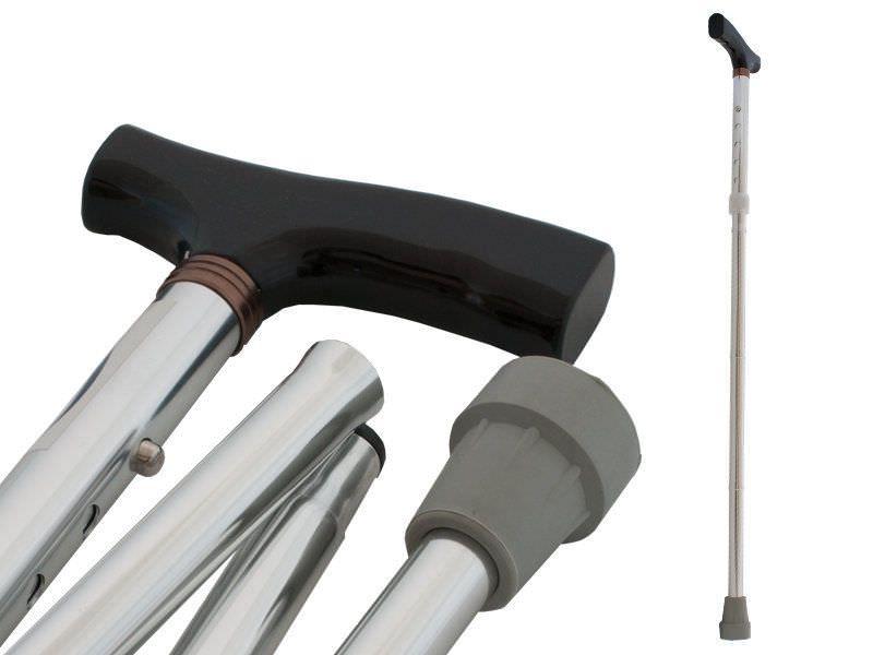 T handle walking stick / folding AYSC-2023 Lapastilla Soluciones Integrales SL