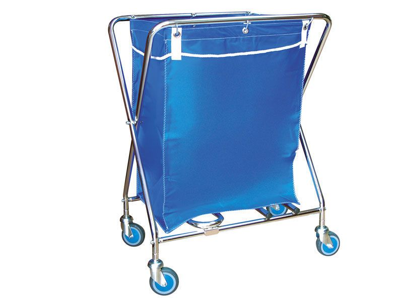 Dirty linen trolley / 1-bag lp-MOD-130 Lapastilla Soluciones Integrales SL