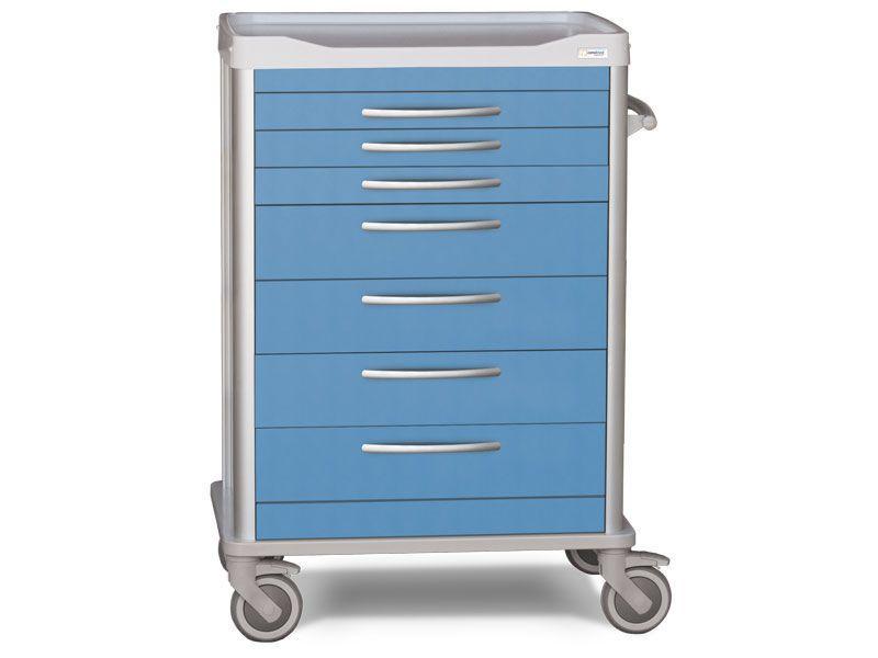 Multi-function trolley / 7-drawer D6040-7 3400 Lapastilla Soluciones Integrales SL