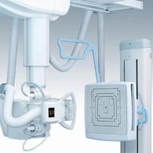 Radiography system (X-ray radiology) / digital / for multipurpose radiography / with vertical bucky stand DDR MAK 1500 Medicatech USA