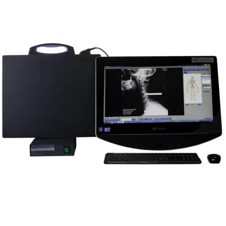 Veterinary radiography flat panel detector / portable KrystalRad 500 Medicatech USA