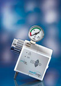 Pneumatic oxygen conserver PRÉCISE 3010 medicap homecare