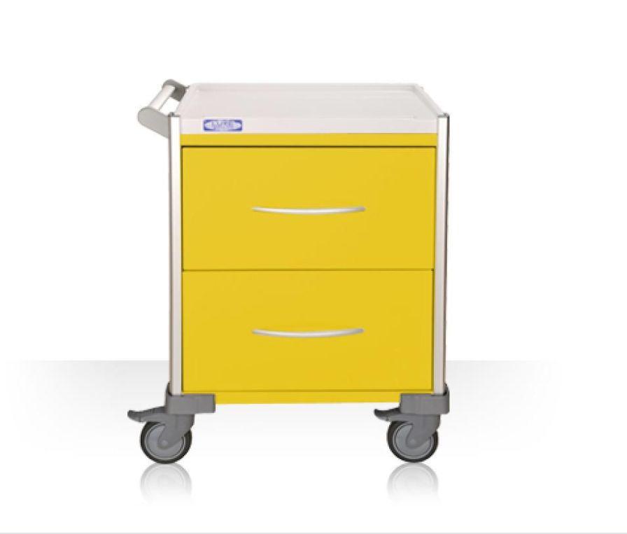 Medical record trolley / horizontal-access LX31FDT Machan International Co., Ltd.