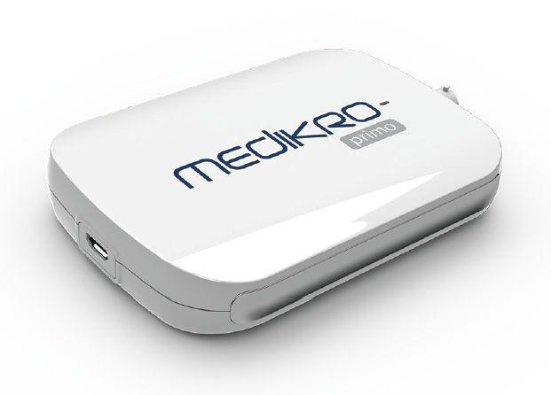 Computer-based spirometer Medikro Primo Medikro