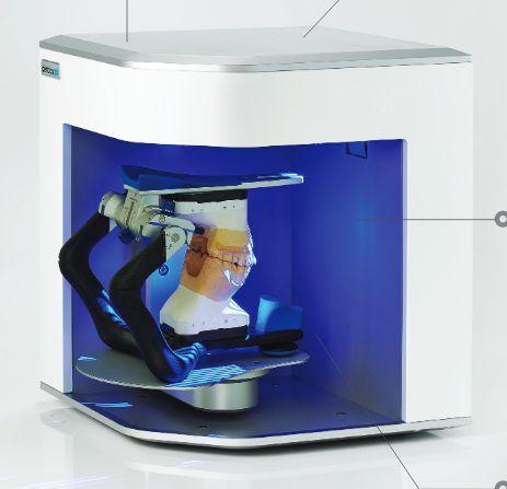 Dental laboratory 3D scanner / LED Identica light Medit
