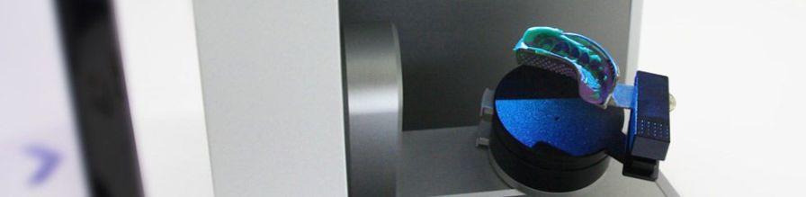 Dental laboratory 3D scanner / LED Identica Blue Medit