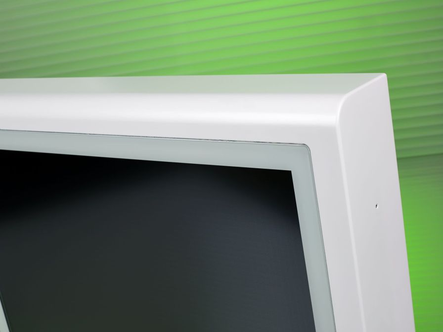 """Fanless medical panel PC / with touchscreen 21.5"""" 