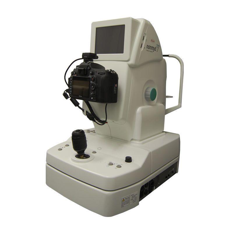 Non-mydriatic retinal camera (ophthalmic examination) Nonmyd 7 Kowa American Corporation