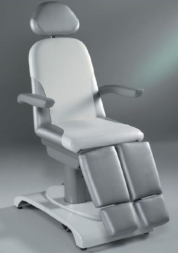 Podiatry examination chair / electrical / height-adjustable / 3-section PROMAT FX MEDICAL