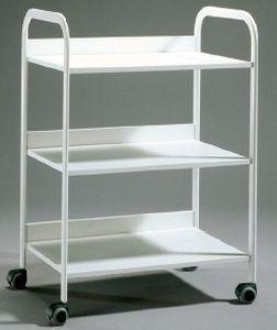 Multi-function trolley / 3-tray 425 mm x 830 mm MEDICAL