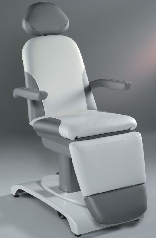 Medical examination chair / electrical / height-adjustable / 3-section PROMAT MX MEDICAL