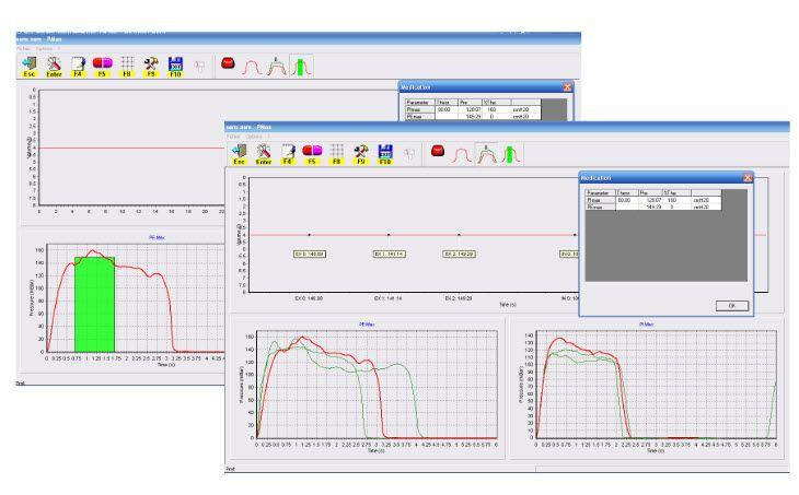 Hand-held spirometer / USB Pocket-Spiro® MPM100 MEC Medical Electronic Construction R&D