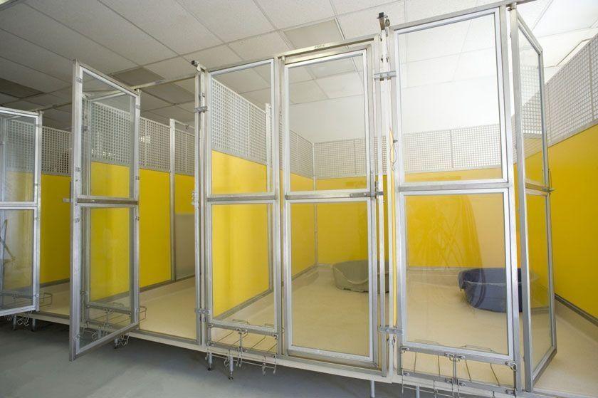 Kennel cage Mason