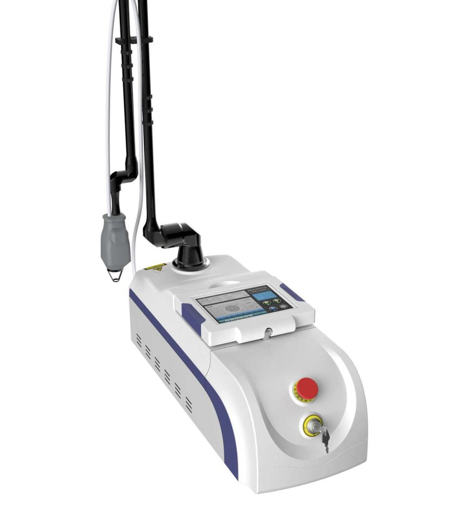 Aesthetic medicine laser / dermatological / CO2 / tabletop DCR-15BS Medelux