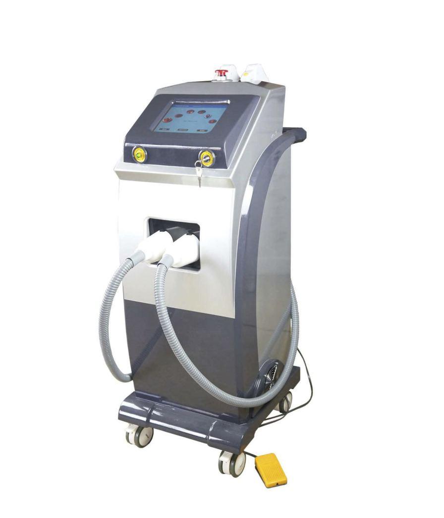 IPL system / on casters IPL-DX-700 Medelux