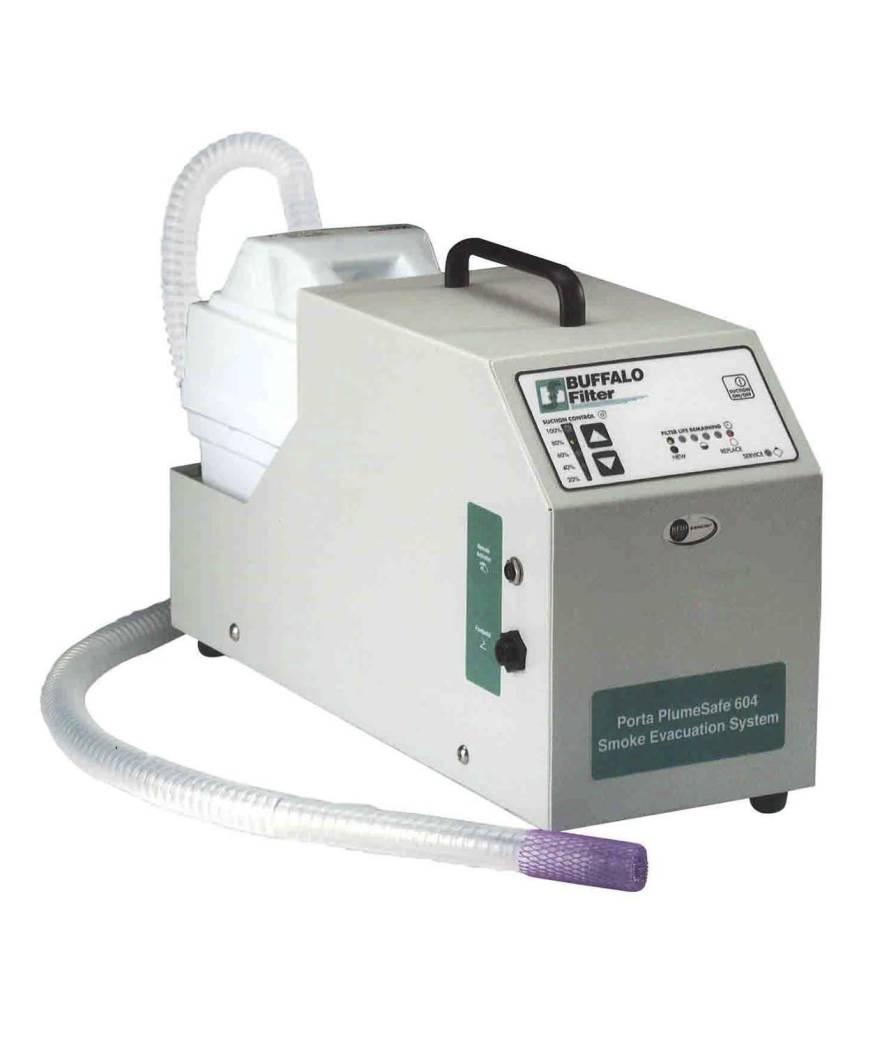 Smoke evacuation system Porta PlumeSafe 604™ Medelux