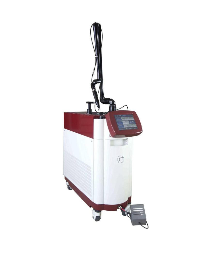 Dermatological laser / Nd:YAG / on trolley DYQ-1000 Medelux