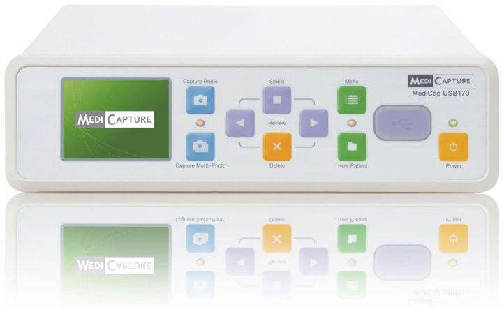 USB image recorder MEDICAP USB170 MediCapture