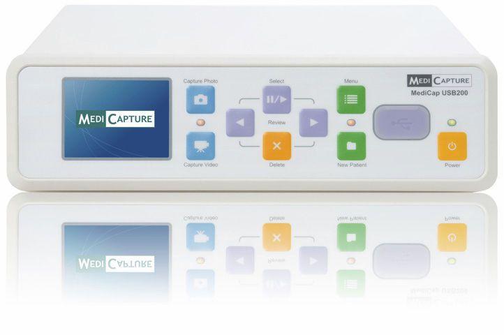 USB video recorder MEDICAP USB200 MediCapture