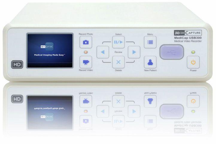 High-definition video recorder / USB MEDICAP USB300 MediCapture